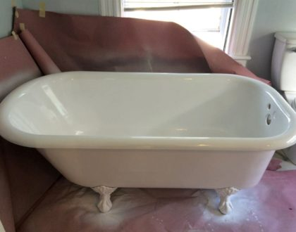 How Can You Make Your Bathtub Look Great Again Without Replacing it? Refinish It!