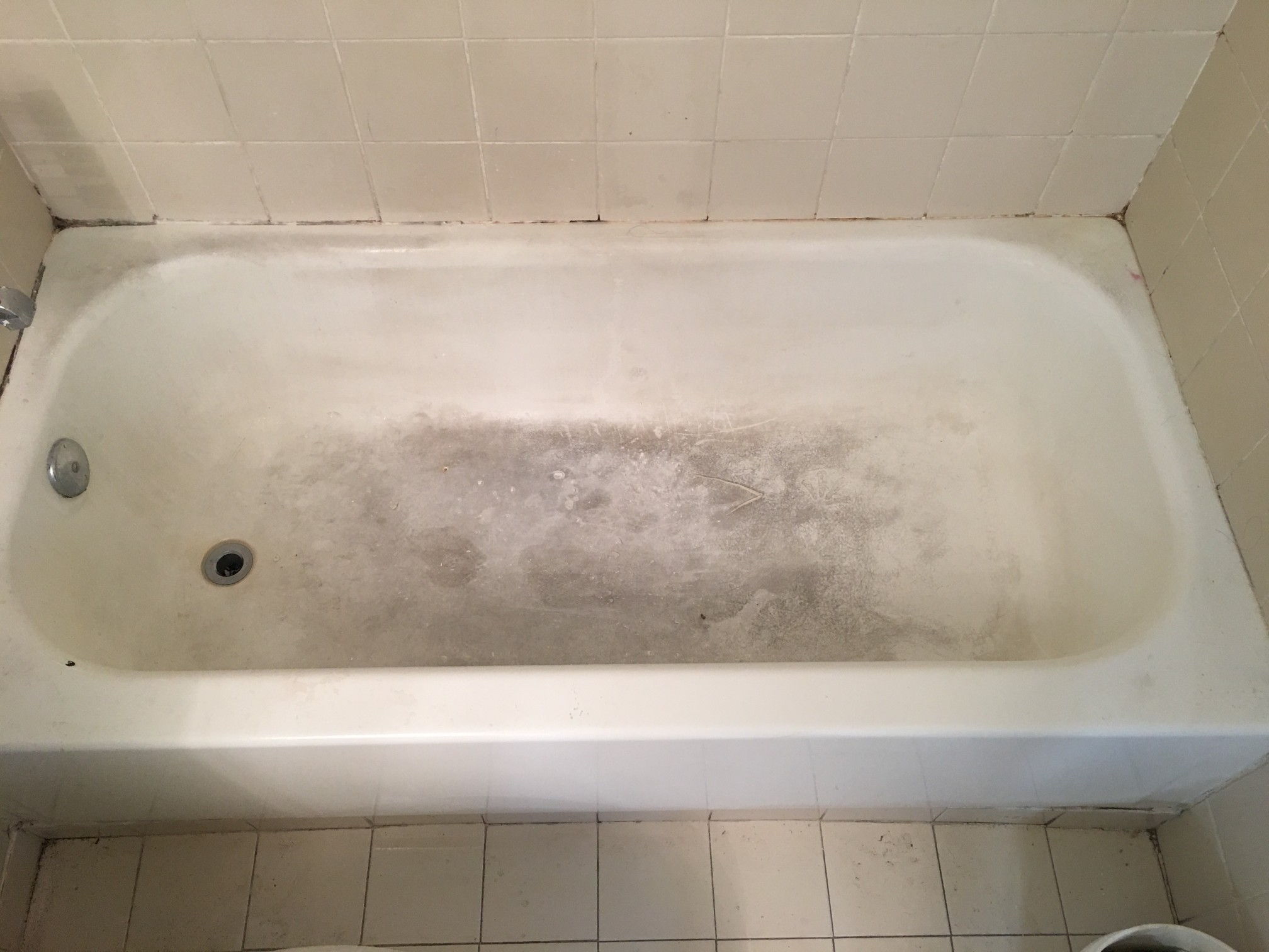watch refinish with youtube repaint to tile kit bathtub a tub rustoleum how and