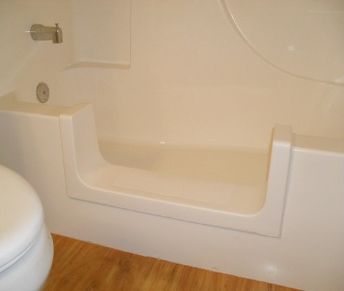 Bathtub Safety Step